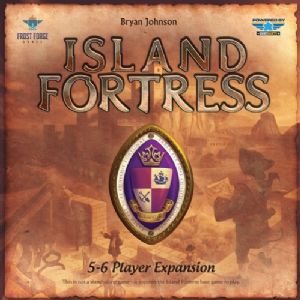 Island Fortress : 5-6 Player Expansion